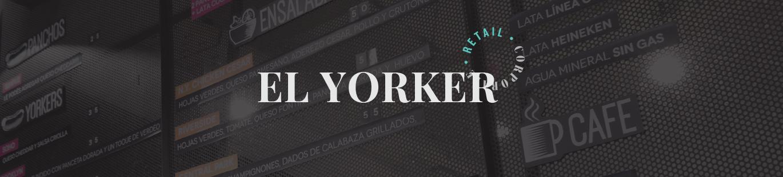 Branding | Diseño de Restaurante. Cliente: El Yorker. Por Estudio Cebra | Arquitectura de locales gastronómicos.
