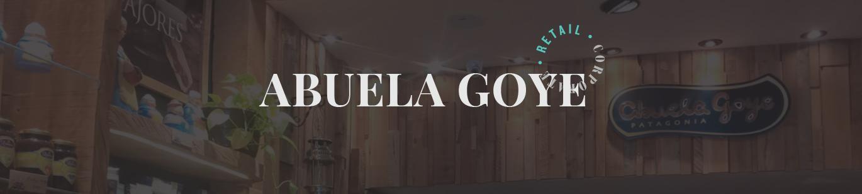 Diseño de local comercial y documentación de obra. Abuela Goye Patagonia.
